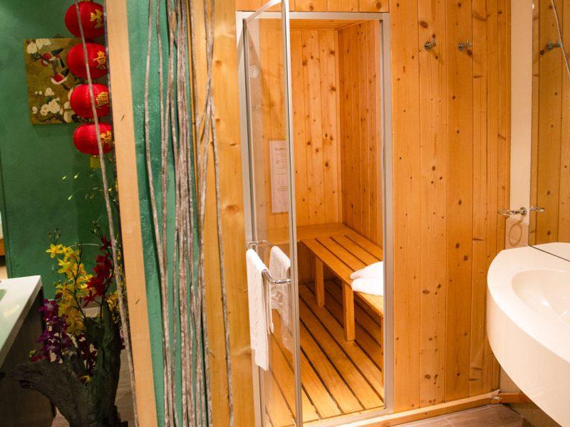 Camere Hakada Sauna Silk Motel