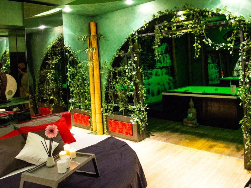 Camere Suite di Silk Motel Milano