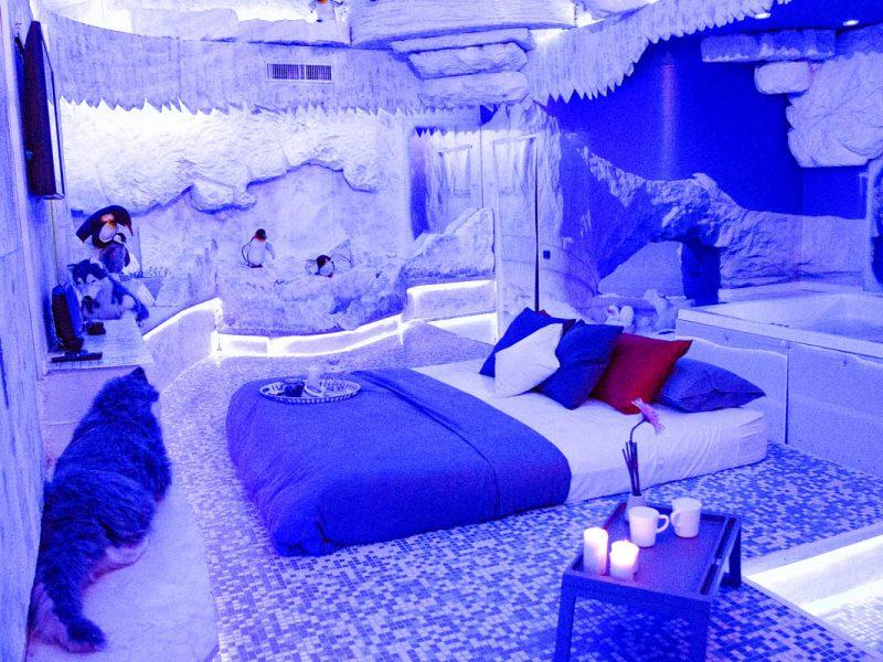 Camere Alaska di Silk Motel