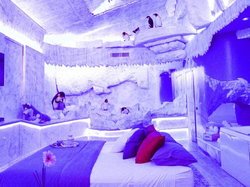Camere Alaska Silk Motel