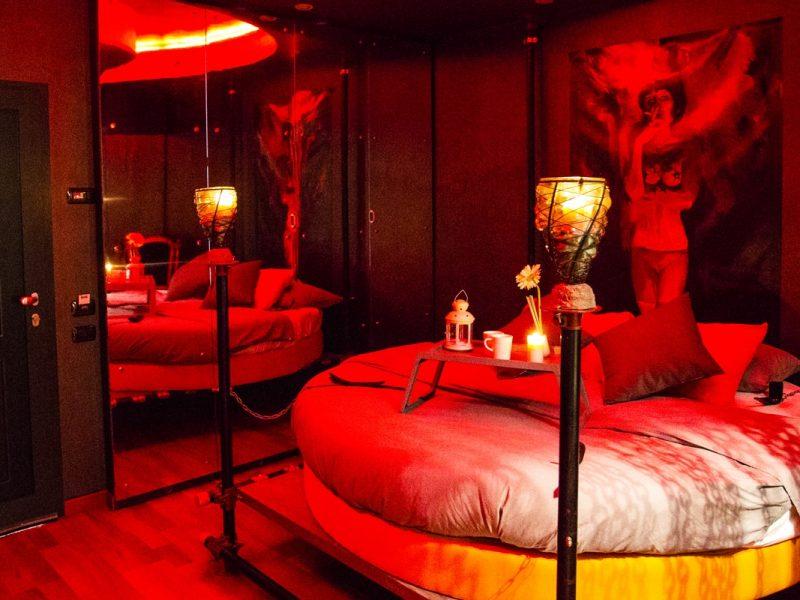 Stanza Superbia di Silk Motel