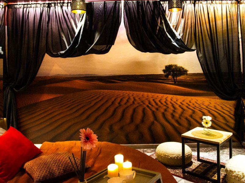 Stanza Te Deserto Silk Motel