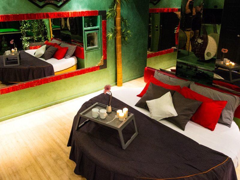 Suite Yoshi di Silk Motel